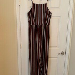 Xhiliration jumpsuit from target! Size XXL